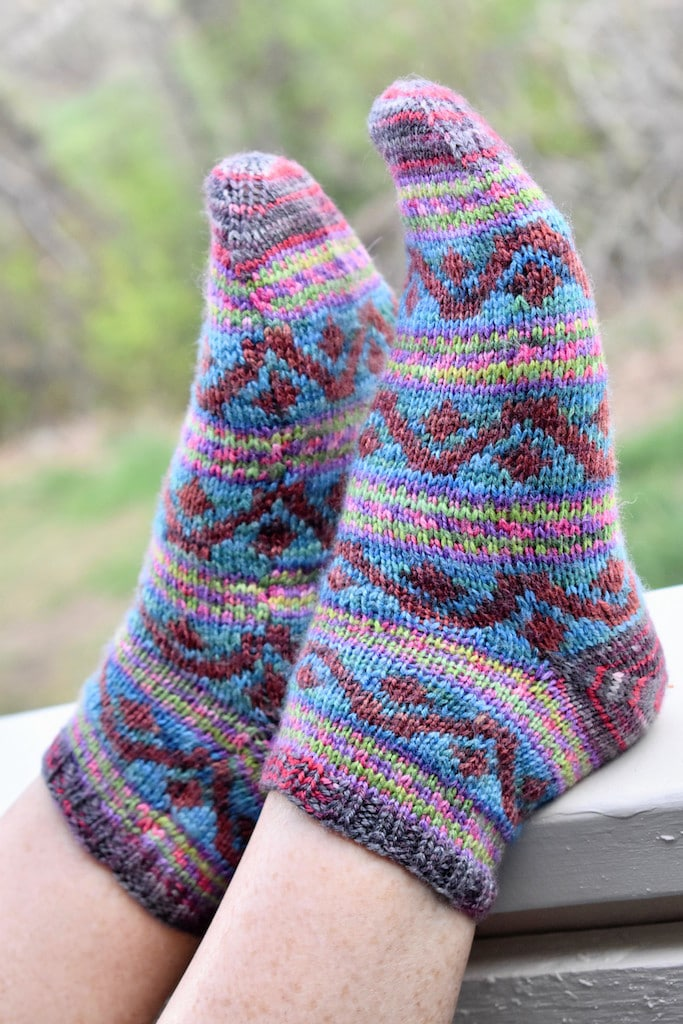 Our Knitting Roots -- Now on Knitty! 2